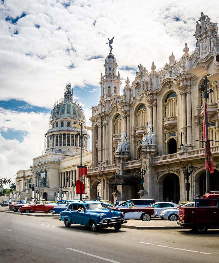 برنامه سفر کامل برای چهار روز در هاوانا، کوبا
