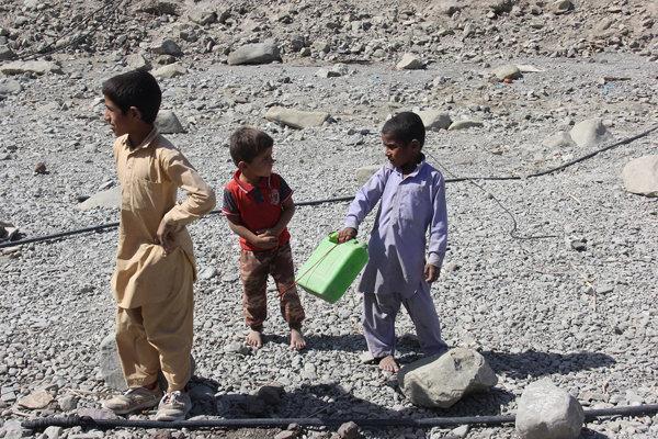 وضعیت آبی 6 هزار روستای سیستان و بلوچستان آنالیز شد