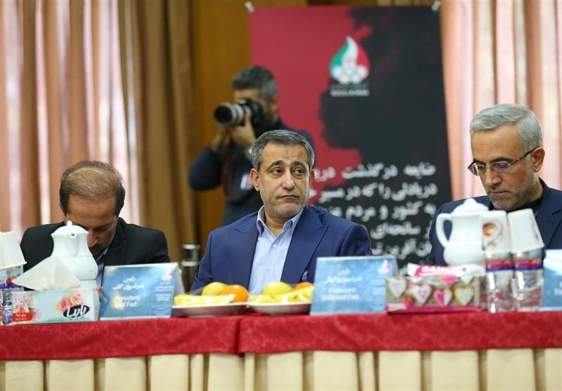 کیکاووس سعیدی: انصراف دادم چون شرایط حضور فرجی در انتخابات کاراته فراهم شد، خزانه دار کمیته می مانم