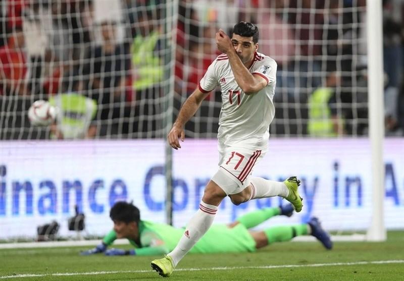 جام ملت های آسیا - 2019؛ طارمی دیدار تیم ملی فوتبال ایران مقابل ژاپن را از دست داد