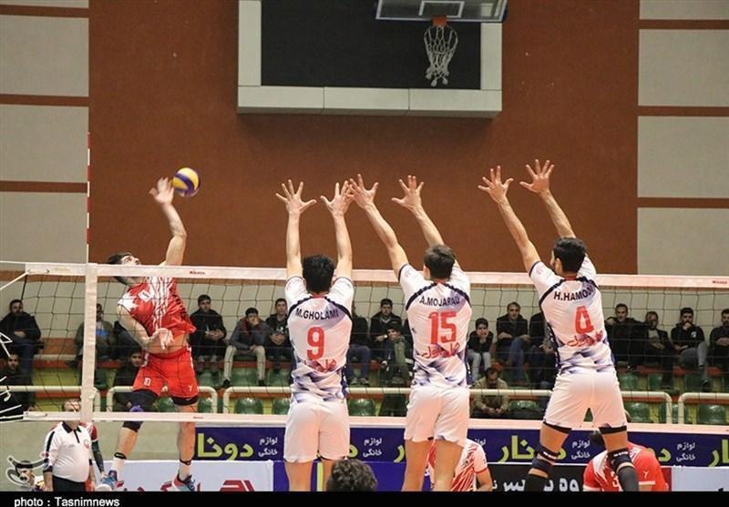 والیبال باشگاه های آسیا، حریفان شهرداری ورامین در مرحله دوم مشحص شدند