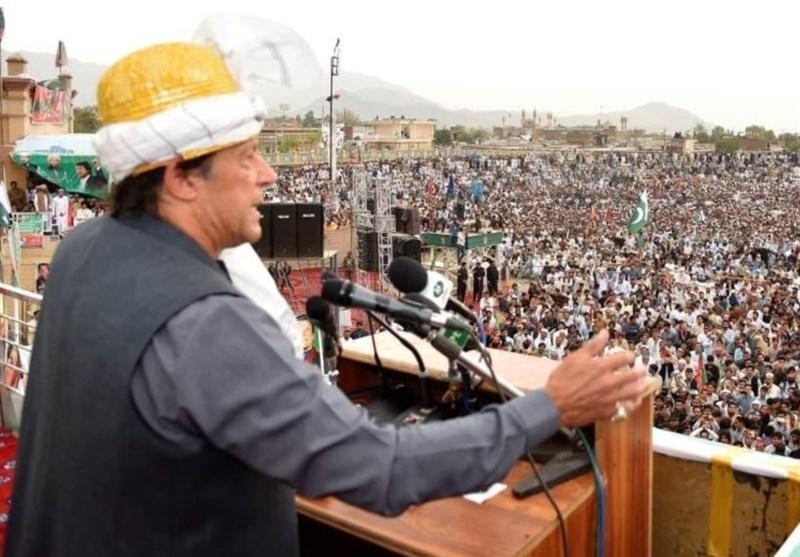 نخست وزیر پاکستان: برای دولت افغانستان فقط دعا می کنم