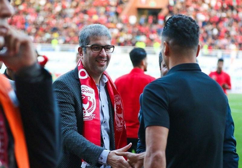 مالک باشگاه پدیده: به هیچ گزینه ای غیر از گل محمدی فکر نمی کنیم، برای فصل آینده تیمی قوی تر تشکیل می دهیم