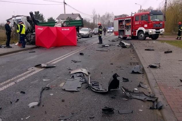 6 کشته و 11 زخمی در سانحه رانندگی در لهستان