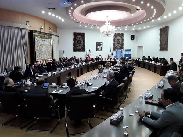 برگزاری نشست مجمع همکاری های بین بخشی ایران و ترکیه در تبریز