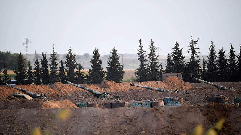 گزارش تلویزیون چین درباره شروع عملیات نظامی ترکیه در سوریه