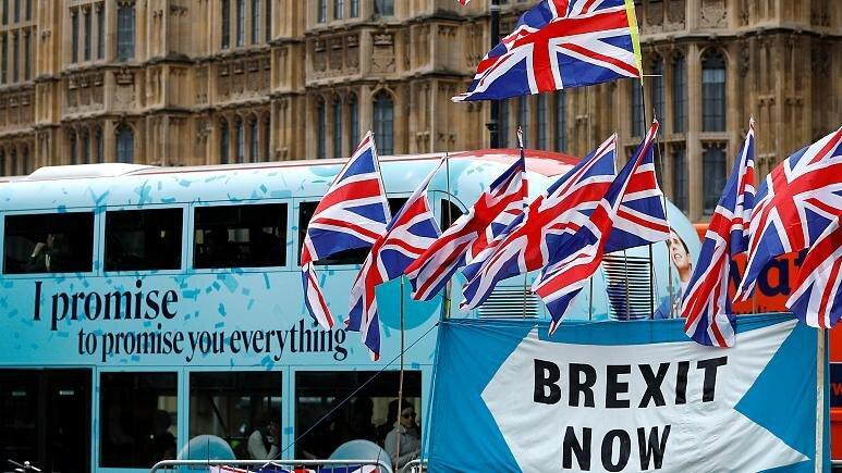 پیشنهاد برگزیتی جدید بریتانیا به اتحادیه اروپا درباره مرز ایرلند