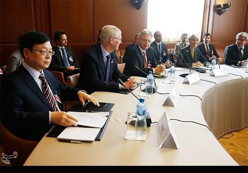 معاون وزیر خارجه چین به ژنو می رود
