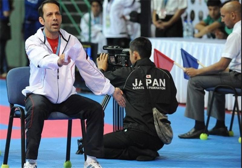 هروی: به کسب مدال در مسابقات اندونزی امیدواریم