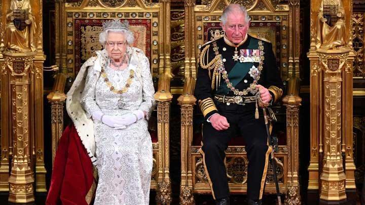 مجلس انگلیس با نطق ملکه گشایش یافت