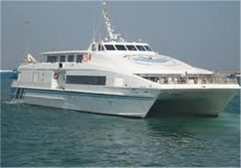 خط کشتیرانی مسافربری ایران و عمان امروز افتتاح می گردد