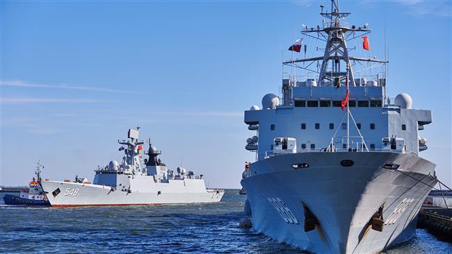 ابراز نگرانی پکن نسبت به تحرکات آمریکا در دریای چین جنوبی