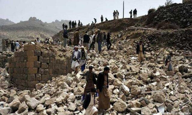 افشای نقش عربستان و آمریکا در تجهیز تروریست ها به سلاح در یمن