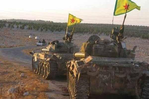 درگیری قسد با ارتش ترکیه، حرکت ارتش سوریه برای استقرار در کوبانی