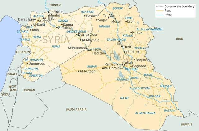 صدها آواره سوری به سمت عراق حرکت کردند