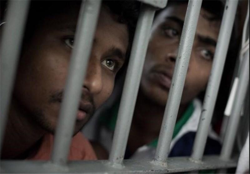 مسلمانان روهینگیا؛ ساکنان اردوگاه های مرگ تایلند