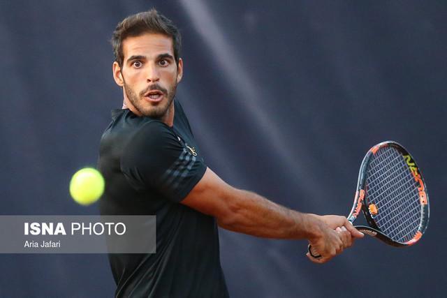 حریفان تنیس بازان ایران در جاکارتا معین شدند