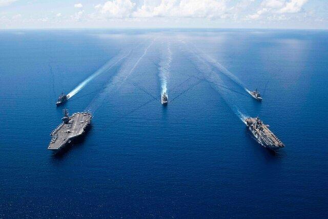 فرمانده آمریکایی: چین به دنبال ارعاب منطقه است
