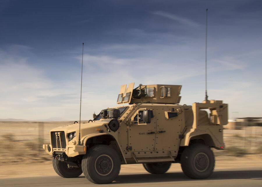 سی ان ان از ورود مخفیانه سلاح آمریکایی به یمن اطلاع داد