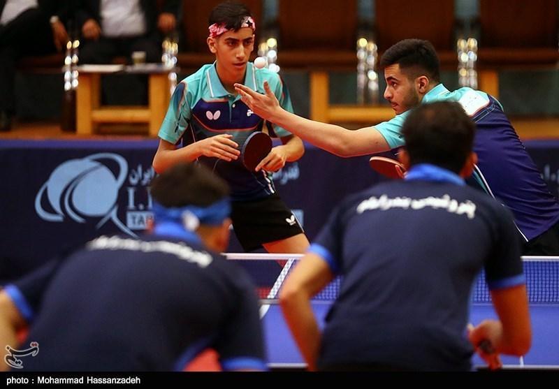 لیگ برتر تنیس روی میز، برد یک طرفه پتروشیمی و دانشگاه آزاد در سرانجام مرحله اول