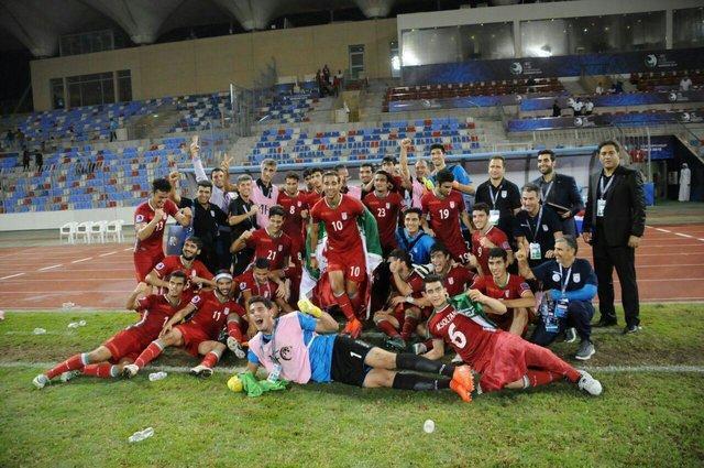 تغییر زمان ورود تیم ملی فوتبال جوانان به ایران