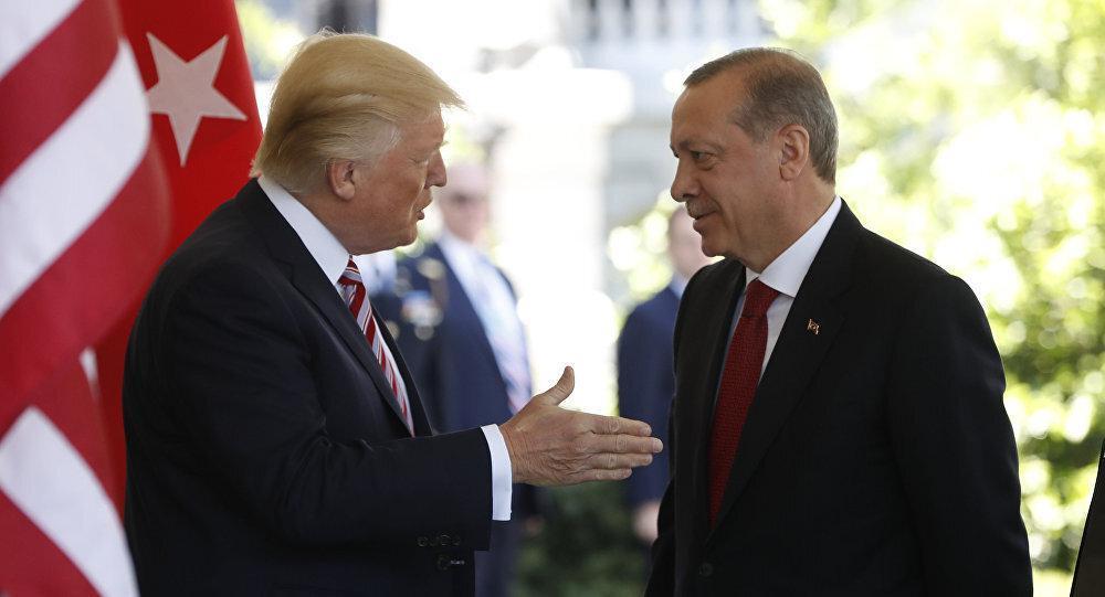 ترکیه عضو آمریکایی داعش را به واشنگتن تحویل می دهد