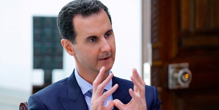 بشار اسد: ترکیه از سوریه خارج گردد