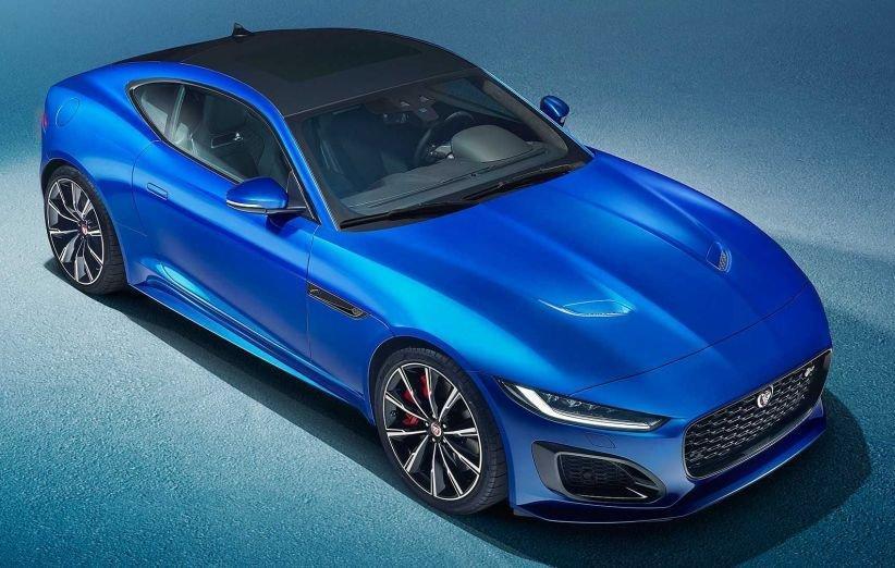 اطلاعات رسمی از جگوار F-Type 2021؛ جراحی زیبایی برای خودروی اسپرت انگلیسی ها