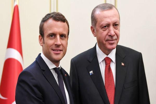 فرانسه سفیر ترکیه را احضار می نماید