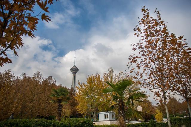 باد به داد تهران رسید