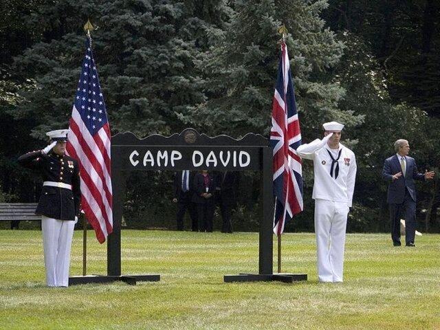 ترامپ کمپ دیوید را برای نشست آینده گروه 7 انتخاب کرد
