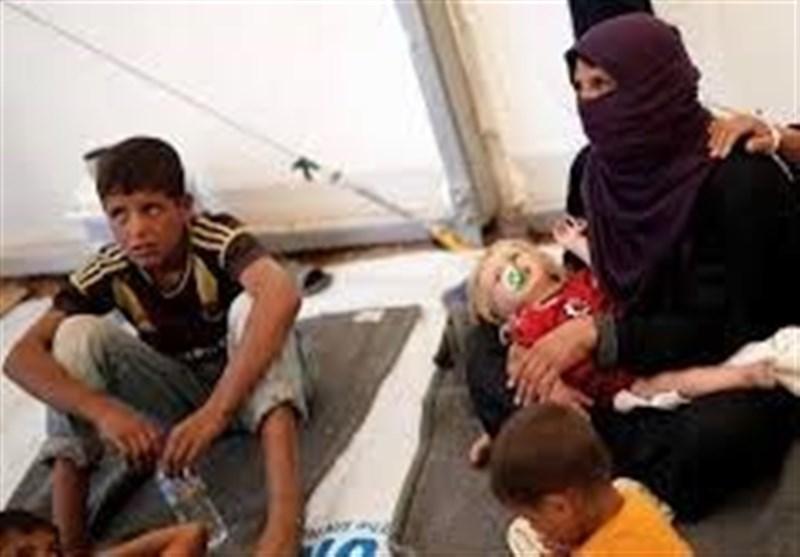 بچه ها، قربانیان مناقشات حل نشده در اتحادیه اروپا بر سر مسئله تقسیم پناهندگان