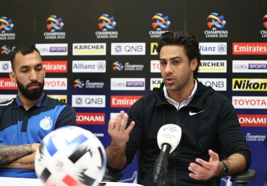 مجیدی: AFC از مشکل پروازی قطر و امارات هم خبر دارد؟ ، استقلال بهترین تیم آسیاست
