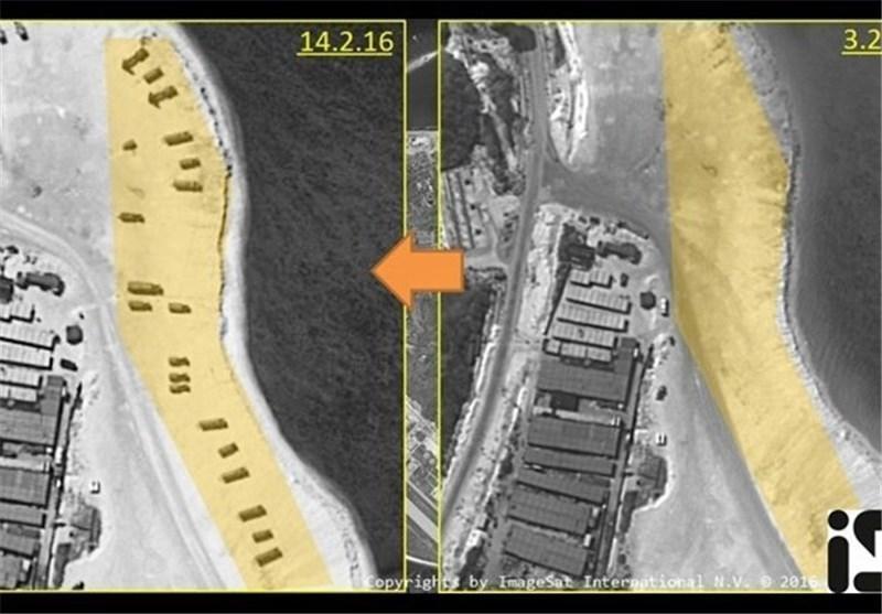 احتمال ساخت کارخانه های هسته ای توسط پکن در دریای جنوبی چین