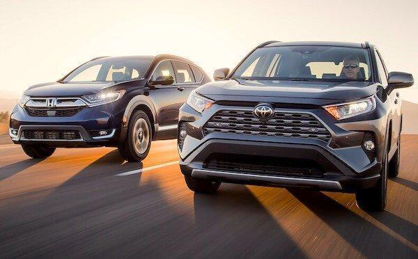 یکه تازی خودروسازان آسیایی در کانادا