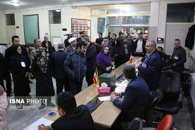 انتخابات مجلس یازدهم در سلماس