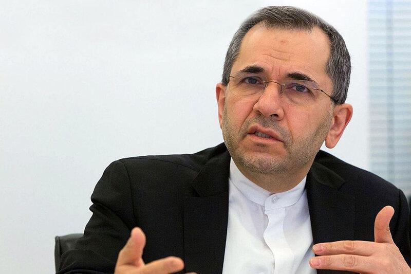 توئیت تخت روانچی پس از ورود به ایران درباره کرونا و تحریم های آمریکا