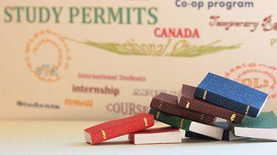 اجازه تحصیل در کانادا چیست ؟