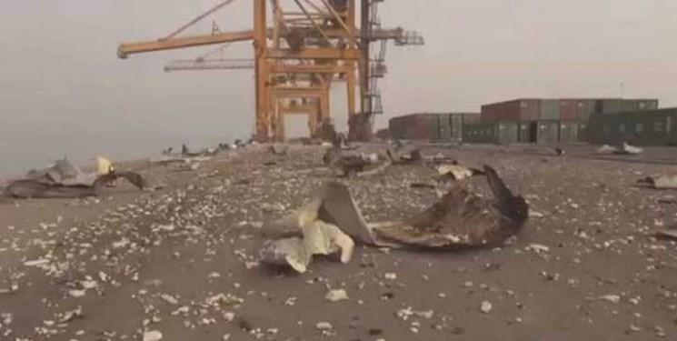 خسارت 800 میلیون دلاری ائتلاف سعودی به بنادر یمن