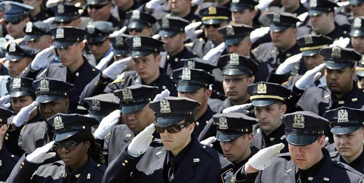 1400 افسر پلیس ایالت نیویورک به کرونا مبتلا شده اند