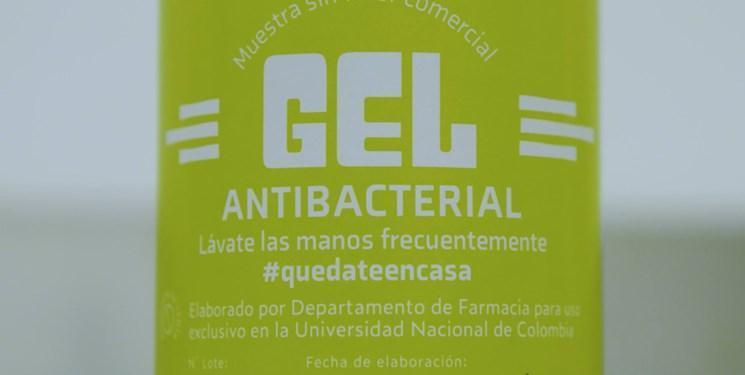 دانشگاه کلمبیا با فراوری ژل ضد باکتریایی با کرونا مقابله می نماید