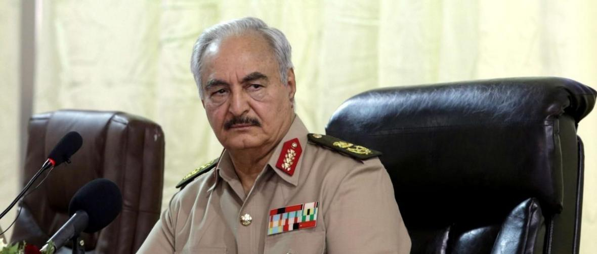آتش بس یک جانبه نیروهای حفتر در لیبی