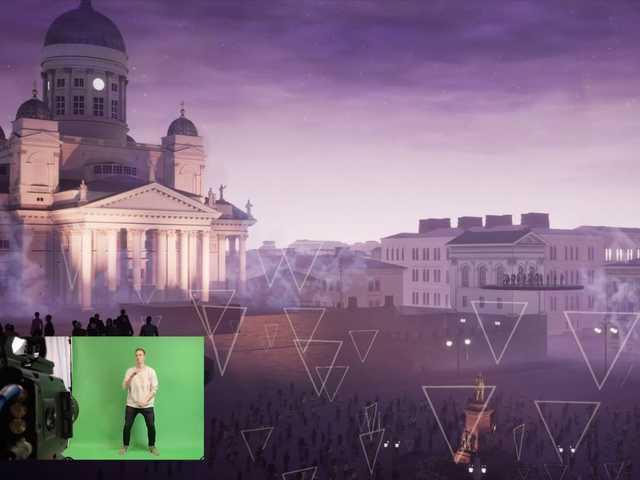 برگزاری کنسرت مجازی در فنلاند