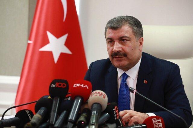 ترکیه: وارد مرحله ای جدید در مبارزه با کرونا شده ایم