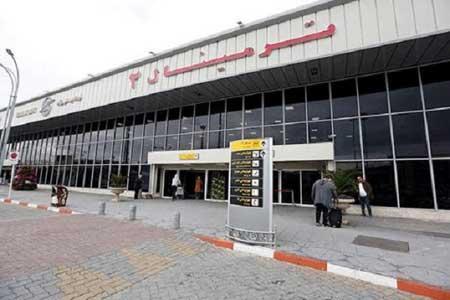 فرودگاه مهرآباد در زلزله آسیب ندیده است