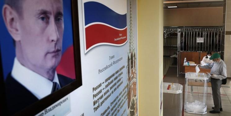 پوتین، پیروز همه پرسی در روسیه شد