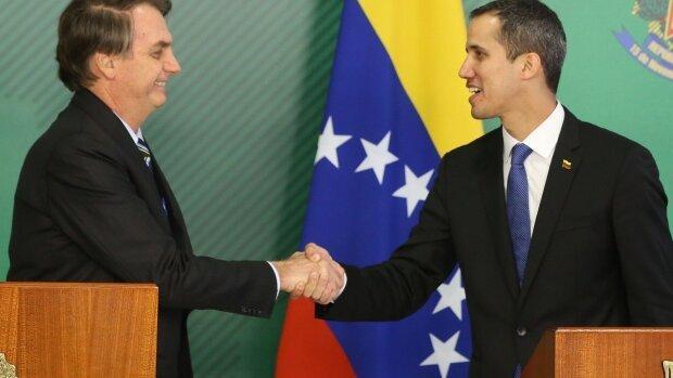 برزیل 29 دیپلمات وفادار به مادورو را عنصر نامطلوب دانست