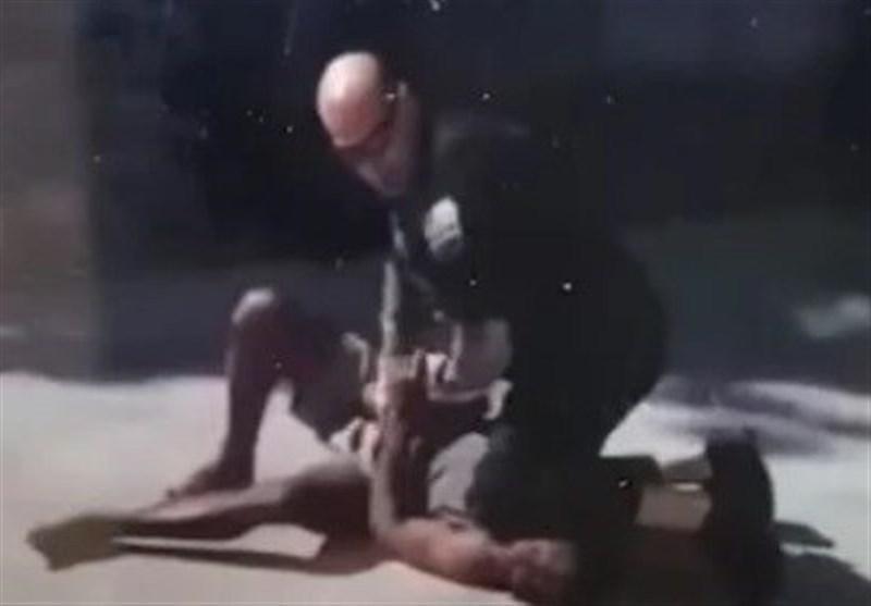 خشونت بی سرانجام پلیس آمریکا علیه شهروندان، باز هم استفاده از تکنیک فشار بر گردن
