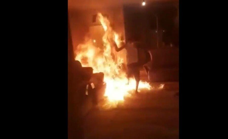 علت آتش زدن مرد شیرازی در آپارتمانش اعلام شد ، شرایط جسمی مصدومان