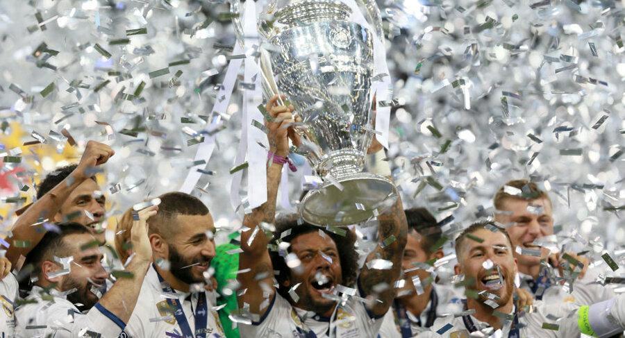 معرفی با ارزش ترین باشگاه های ورزشی دنیا ، رئال مادرید در صندلی ششم